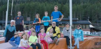 Gjengen i Idrettsparken