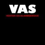 Vekter og alarmservice logo